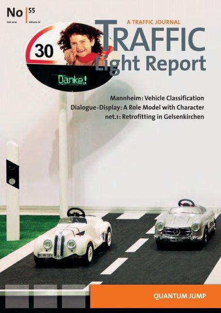 Traffic Light Report No.55 [ PDF-DOWNLOAD ] - RTB GmbH & Co. KG