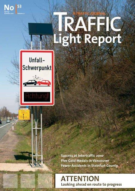 Traffic Light Report No.53 [ PDF-DOWNLOAD ] - RTB GmbH & Co. KG