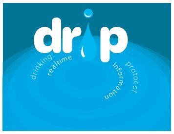 first poster presentation of DRIP (pdf)