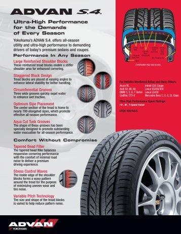 Tire Data Sheet (PDF) - Mr. Tire