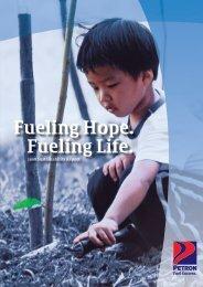 2008 Sustainability Report - Petron