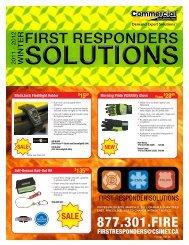 SALE - Commercial Solutions Inc