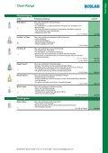 Lieferprogramm Institutional ab 2012 - Seite 7