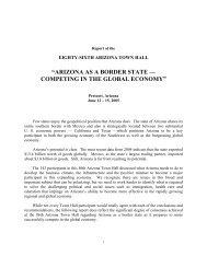 to download report details - Arizona Town Hall