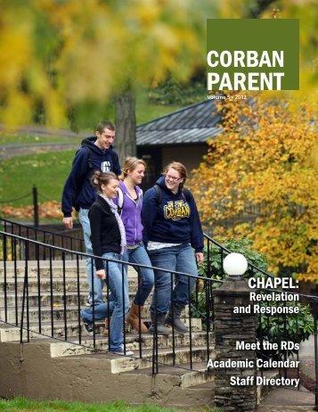 PAREnt - Corban University