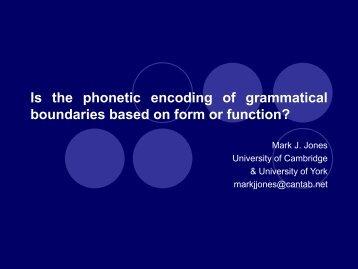 Download PDF (175 KB) - Ling.cam.ac.uk - University of Cambridge