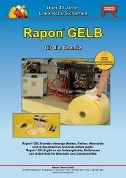 Rapon GELB - Rench Chemie GmbH Chemische Sicherheit