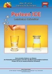 Perleen ICE technisches Geliermittel - Rench Chemie GmbH