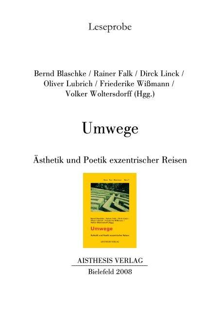Umwege