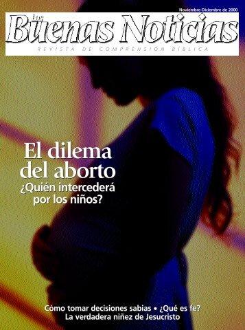 El dilema del aborto El dilema del aborto