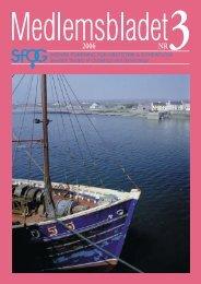 Medlemsblad 3 2006 - SFOG