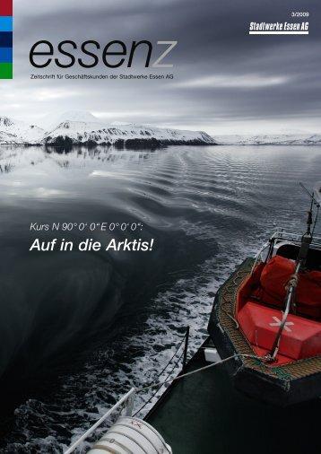 Auf in die Arktis! - Stadtwerke Essen AG