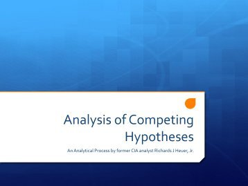 A-Case-Study-in-Competing-Hypotheses--Mike-Cloppert-Lockheed-Martin