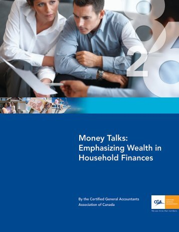 Emphasizing Wealth in Household Finances - Certified General ...