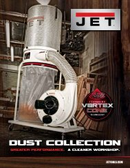 DUST COLLECTION - JET Tools