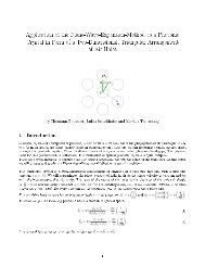 Application of the Plane-Wave-Expansion-Method to a Photonic ...