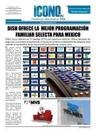 dish ofrece la mejor programación familiar selecta para mexico
