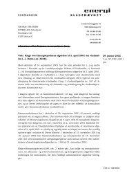 29. januar 2002 J.nr. 97-2301-0031 jno Advokat Uffe Baller INTER ...