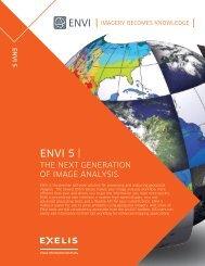 ENVI 5   - Exelis VIS