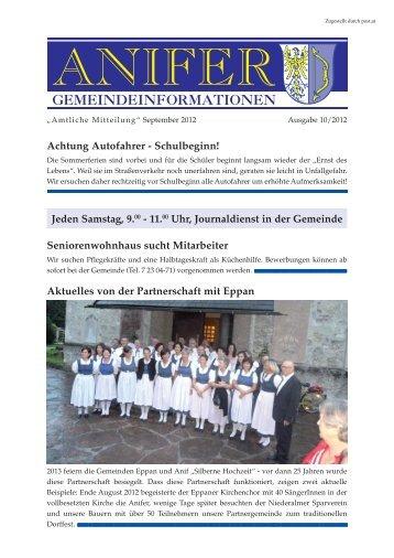(9,01 MB) - .PDF - Gemeinde Anif - Salzburg.at