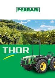 200501774 BCS Thor SPA - Ferrari Portugal, tractores e ...