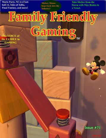 Issue #71 - Family Friendly Gaming
