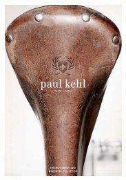 Spring/Summer 2012 menSWeAr COLLeCTiOn - Paul Kehl