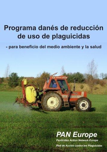 Pesticid pjece spansk tekst.indd - PAN Europe