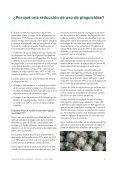 Pesticid pjece spansk tekst.indd - PAN Europe - Page 3