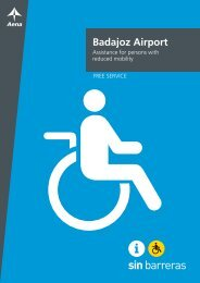 ONLINE BADAJOZ_INGV2.FH11 - Aena Aeropuertos