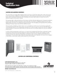 Dimmers for LED - ECO-$MART Home