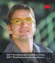 3M™ Profesionální ochrana zraku 3M™ Professional eye ... - Idee.sk