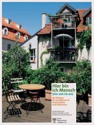 Hier bin ich Mensch - Bund Naturschutz in Bayern eV