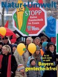 gentechnikfrei Bayern - Bund Naturschutz in Bayern eV