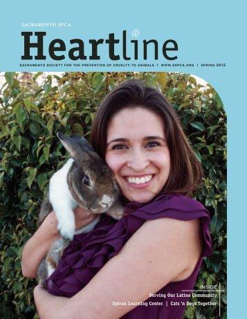 Heart Line - Sacramento SPCA