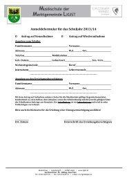 Download Anmeldeformular