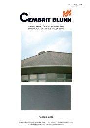 fibre cement slate - Raven Roofing Supplies