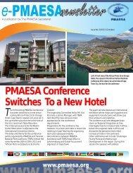 ePMAESA Newsletter