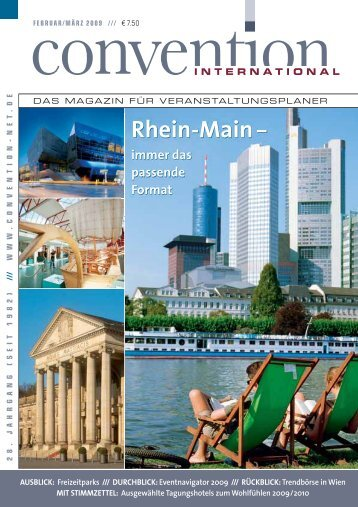 Rhein-Main? - Convention-International