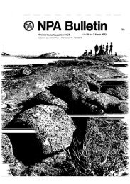 Vol 19 No 3 Mar 1982 - National Parks Association of the ACT