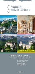 Veranstaltungen & Events zum Downloaden - Salzburgs Burgen ...