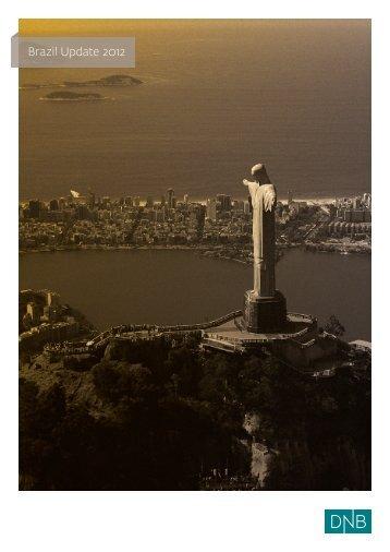 Brazil Update 2012 - The Brazilian-Norwegian Chamber of Commerce