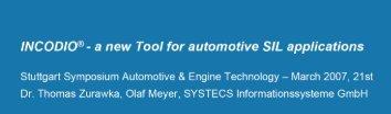 Stuttgart Symposium Automotive Technology - SYSTECS ...