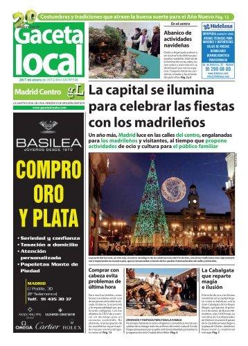 Centro - Gacetas Locales
