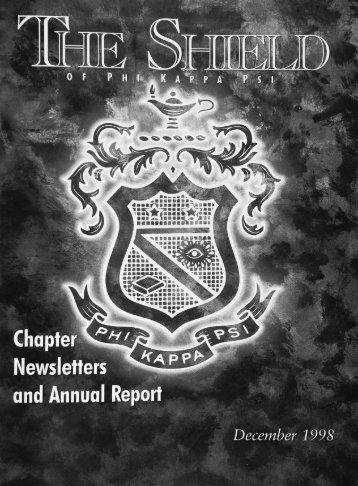 1998-99 Volume 119 No 1-4 - Phikappapsi Archeios