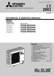 TECHNICAL & SERVICE MANUAL - Engvent.ru