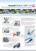 Poutre-rail Poutre-rail - tousek GmbH - Page 2
