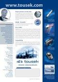 Poutre-rail Poutre-rail - tousek GmbH - Page 4