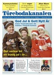 Törebodakanalen December (pdf)