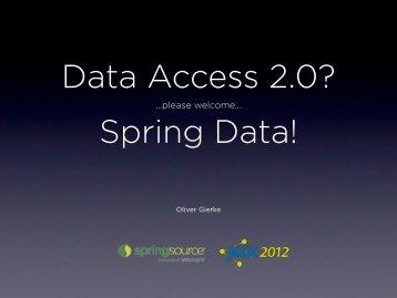 view the slides - NoSQL Matters BCN 2012